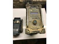 Makita DAB radio (spares/repairs)