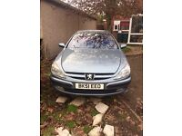 PEUGEOT 607 HDi SE AUTOMATIC DIESEL