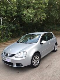 2009 (09) VW GOLF 1.4 S ONLY 58000 MILEAGE MINT CONDITION