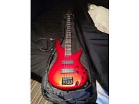 Ibanez SR300 Bass Guitar (Great Condition Barely Used)