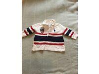 Baby boys 3months Ralph Lauren top