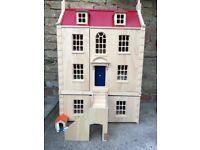 Lovely wooden Doll House