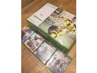 Xbox one S - hardly used - boxed