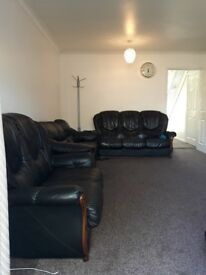 Sofas, TV stand and two coffee tables for only £300