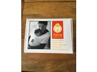 Hana Baby Wrap ( Bamboo 68%, Organic cotton, 28% Elastane 4% )