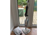 VAX Duet Master Steam Mop With Accessories