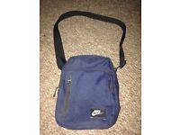 Nike man bag blue