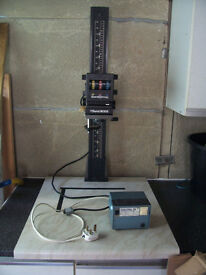 Durst 305 film enlarger with transformer £20 ovno