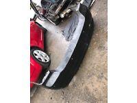 BMW E90 REAR BUMPER