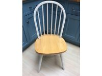 Lovely upcycled pine chair