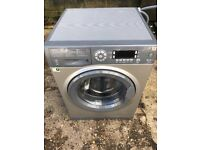 Hotpoint WMUD942 9kg 1400 Spin Washing Machine in Silver #4613