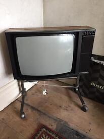 Free vintage/retro Bang & Olufsen television