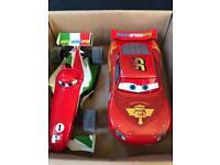 Disney Pixar Cars 2 Scalextric