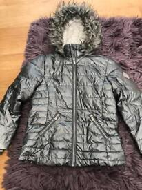 Next Girls coat excellent condition age 8