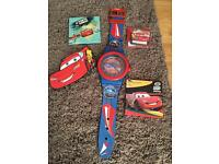Disney Cars bedroom items