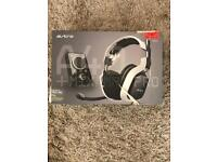 Astro A40 Gaming headset for PS4/PC/Xbox One
