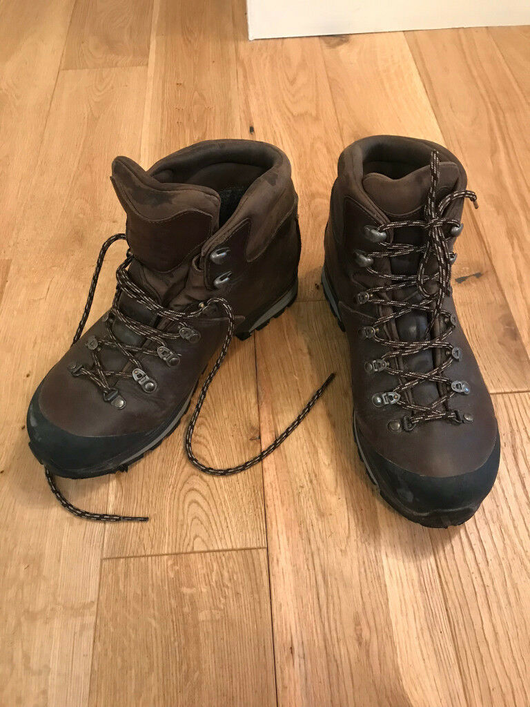 7b7f8af6fc2 Scarpa Delta Leather Walking Hiking Boots Size 7 | in Southside, Glasgow |  Gumtree