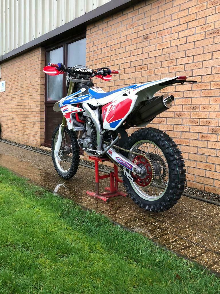 Honda Crf 450 Xrl Enduro In Dunoon Argyll And Bute Gumtree