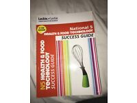 Success Guide-National 5 health and food technology