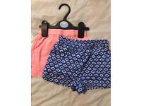 Baby Girls Shorts 18-24 months