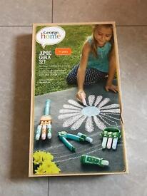 New Jumbo Chalk Set