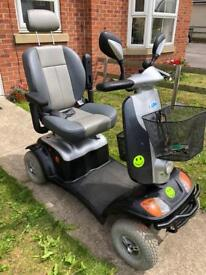 KYMCO MAXI XL8 LARGE HEAVY DUTY ALL TERRAIN MOBILITY SCOOTER