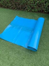 Visqueen Damp proof membrane