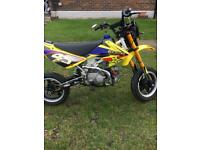 Road legal pitbike 125cc