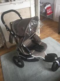 70£ Mammas and Pappas push chair 03 Sport