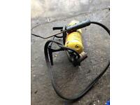 Vintage bernzomatic gas torch