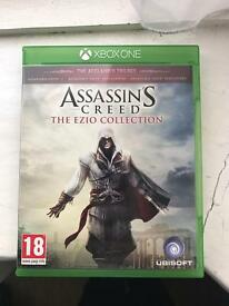 Assassins Creed The Ezio Collections