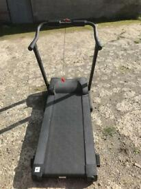 V fit strider treadmill ctv-1p by bendy sports