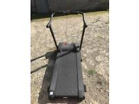 V fit strider treadmill ctv-1p by bendy sports