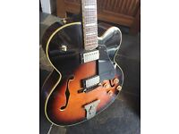 1983 Washburn J6 Jazz Guitar Made in Japan