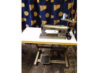**JUKI DDL 555, Industrial lock-stitch sewing machine**