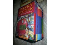 4 X Harry Potter Books MINT,Like New.