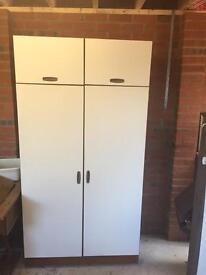 2 Single Wardrobes for sale