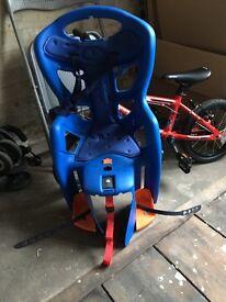 Bellelli Pepe children's bike seat