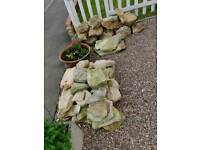 Cotswold stone ideal for garden feature or wall repair