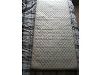 cot/junior bed mattress