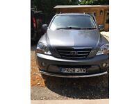 KIA Sorento 2.5 CRDi XE 5dr£999 non runner 2008 (08 reg), SUV