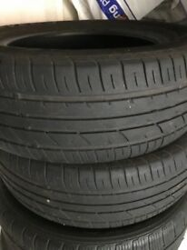 195/65/r15 Tyre's x2