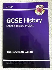 GCSE Revision book.
