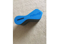 Training swim aid for legs & kids flippers