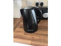 Russell hobbs kettle black