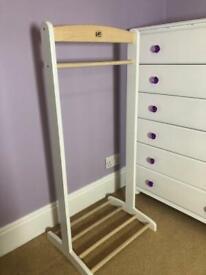 Child's Wooden Clothes hanger