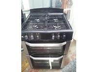 duel fuel oven