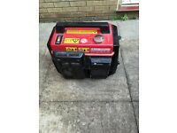 Honda petrol generator ex1000 230 volt