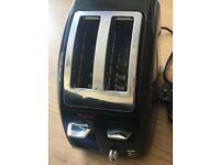 Tefal 2 slice toaster