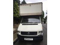 Luton van for sale LT35 158 TDI LWB